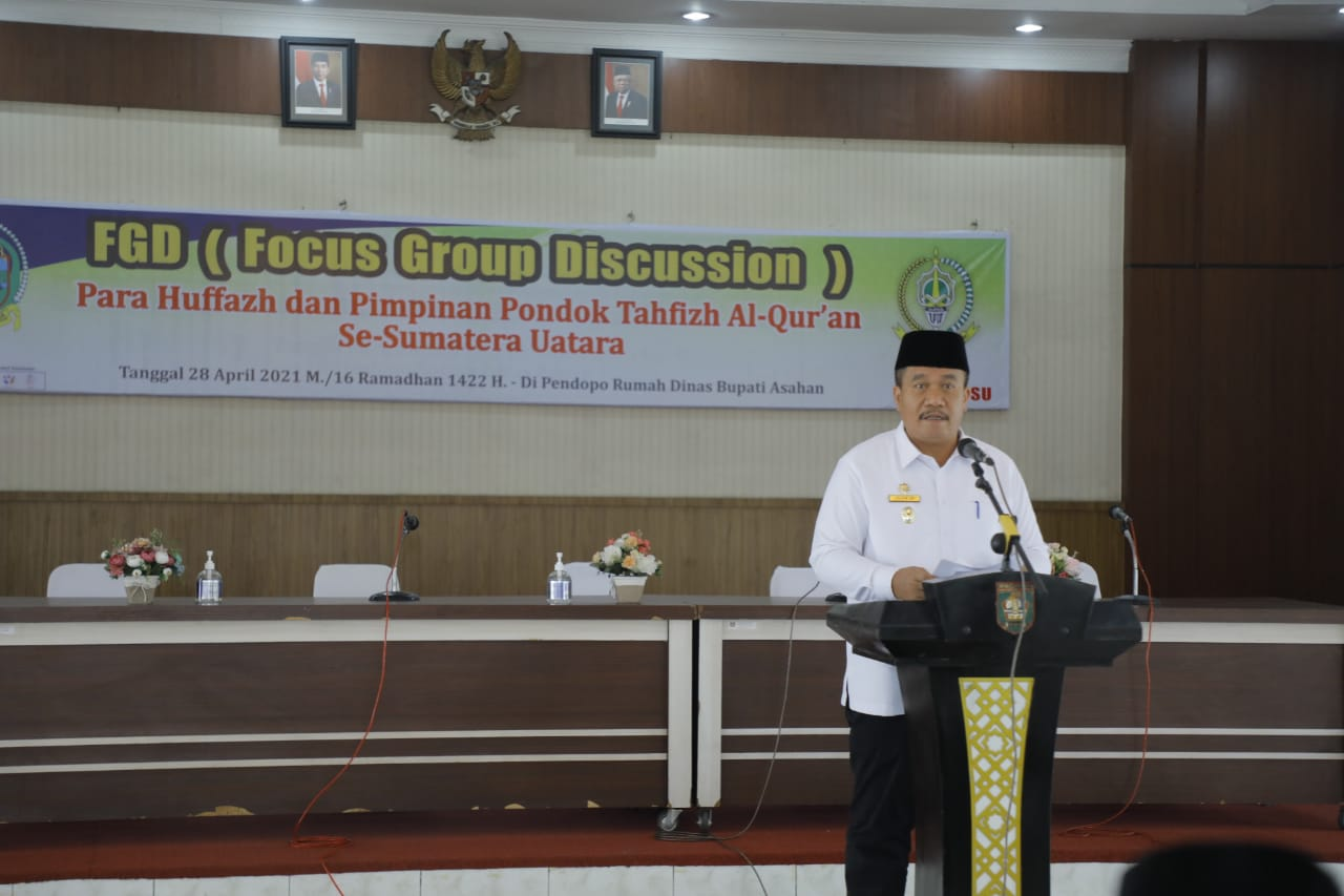 Tingkatkan Ekspor Pertanian, Kepala Karantina Pertanian Tanjung Balai Asahan Berkunjung Ke Kabupaten Asahan