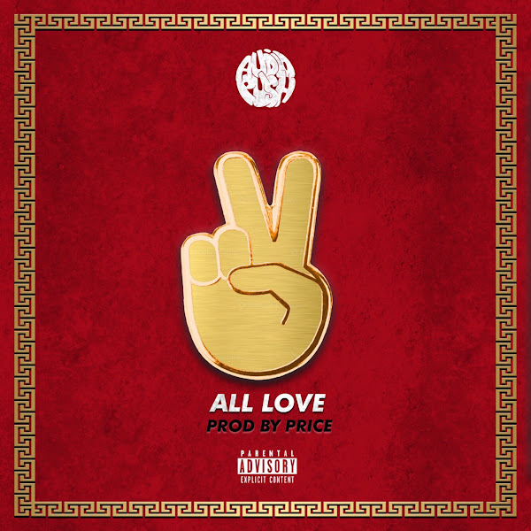 Audio Push - All Love - Single Cover