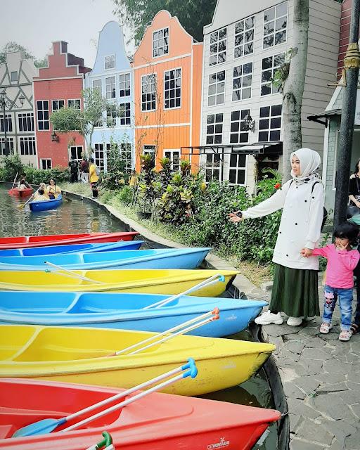 sungai Venesia di Devoyage Bogor
