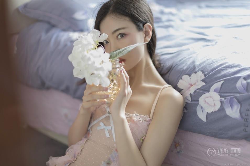 YALAYI雅拉伊 2019.06.17 No.311 花蝴蝶 高若童 - Girlsdelta
