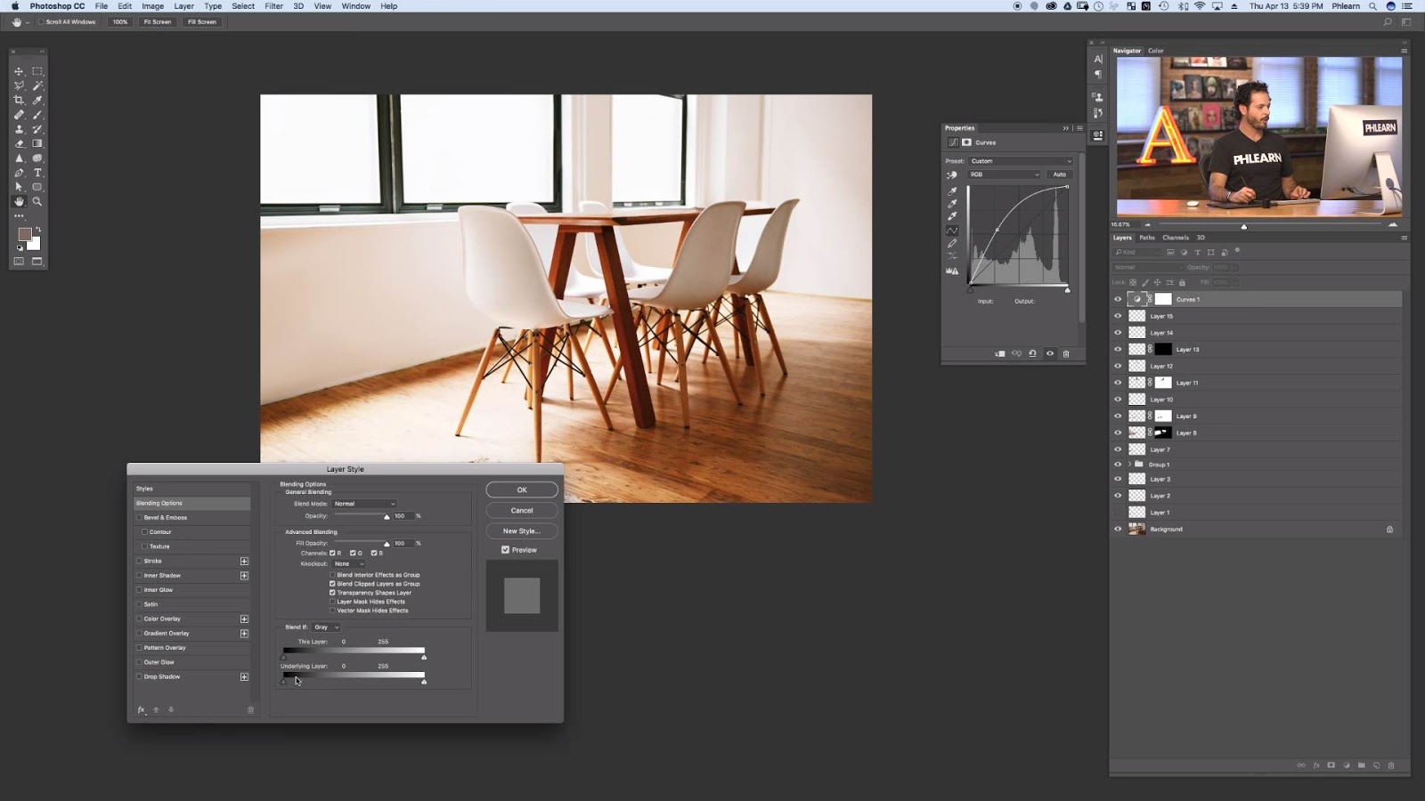 How to Retouch Environments in Photoshop