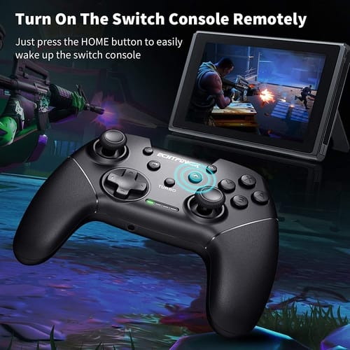 ECHTPower Switch Pro Controller with Audio Function
