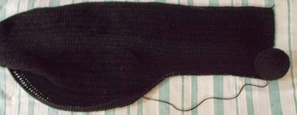 free crochet bolero pattern