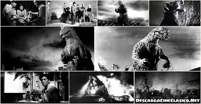 Godzilla (1954) Gojira - Descargar - Fotogramas