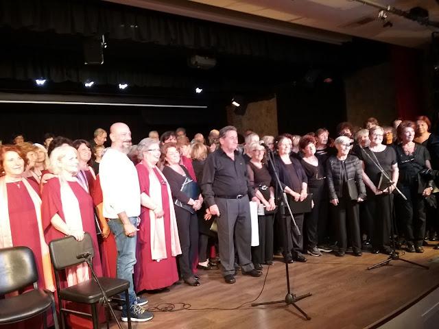 Υπέροχη Ελληνογαλλική μουσική σύμπραξη στο Άργος