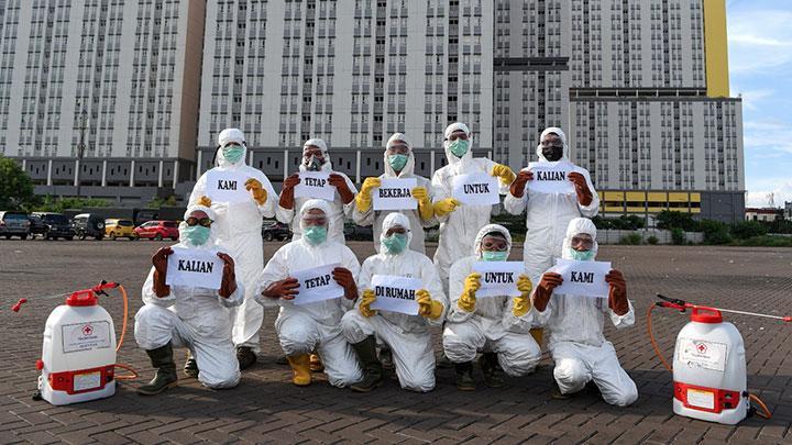 Pakar Epidemiologi: Puncak Corona di Indonesia Diprediksi Terjadi 2021