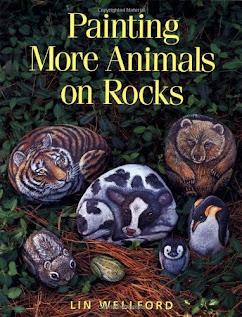 Paint Animals on Rocks too!