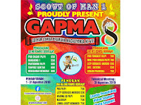 GAPMA 8 (Gebyar Lomba Pramuka Madaliyansa) Se-sumbagsel !!