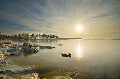 Hermosos paisajes del lagos.