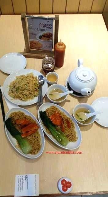 imperial kitchen and dimsum restoran makan enak kuliner mall pesona square depok nurul sufitri blogger