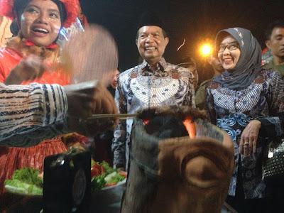 Pesta Gizi Bakar Sate Massal, Cara Pemkot Mojokerto Rayakan Idul Adha dan Atraksi Wisata