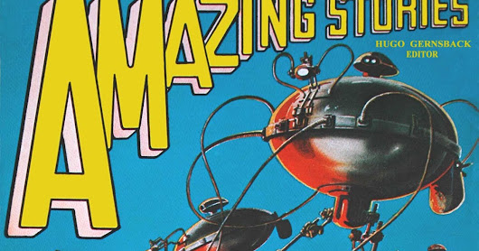 Amazing Stories Magazine Cover Art and Illustrations 24-Trading Cards
