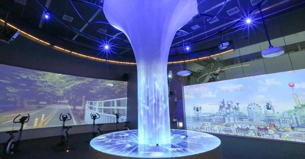 台中西屯|台中願景館|多媒體互動呈現台中四大主題|AR、5D、光雕、環景照,讓大家更認識台中