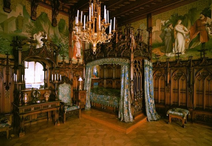 Fiorito Interior Design: History Of Furniture: Gothic