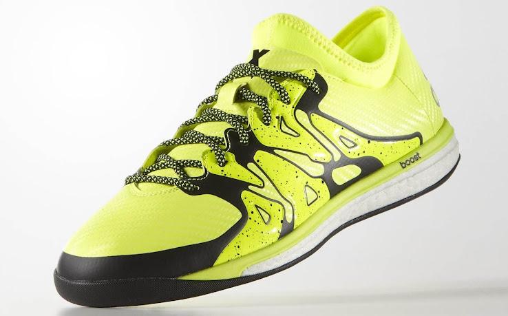 Adidas X 15.1 Boost Solar Yellow   Black   Frozen Yellow 72a1f2612