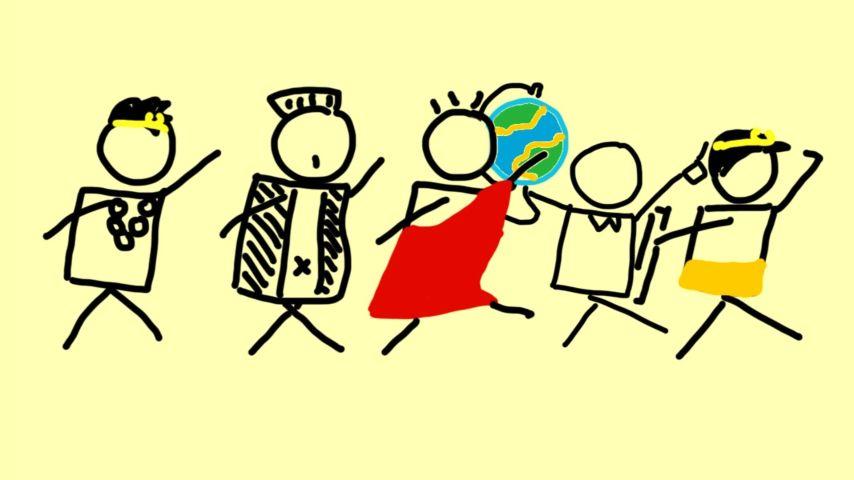 Trong mắt đám bạn bè bạn là cung hoàng đạo như thế nào?