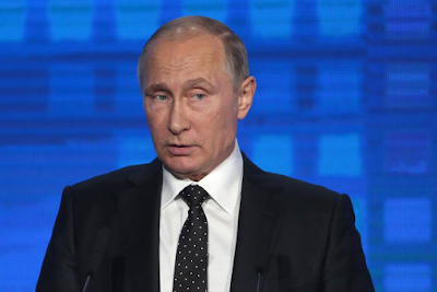 lll Russian president Putin 'prepares for possible World War III' as heorders all Russian studying abroad to return home news