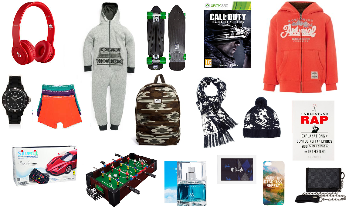 12 Dream Gifts For Teenage Guys Uk Photo - SFConfelca ...