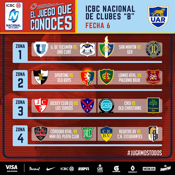 Nacional de Clubes B