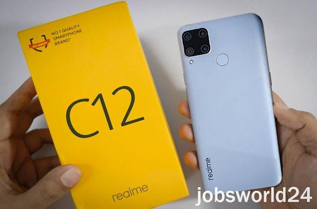 مواصفات Realme C12