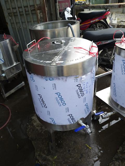 Đánh giá nồi nấu phở 80 lít inox điện có đáng để sử dụng ?
