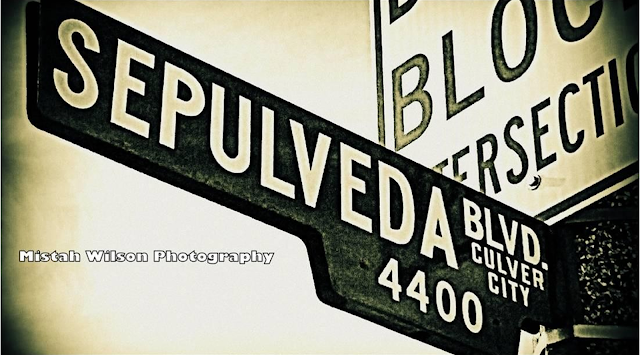 Sepulveda Blvd, Culver City, California by Mistah Wilson