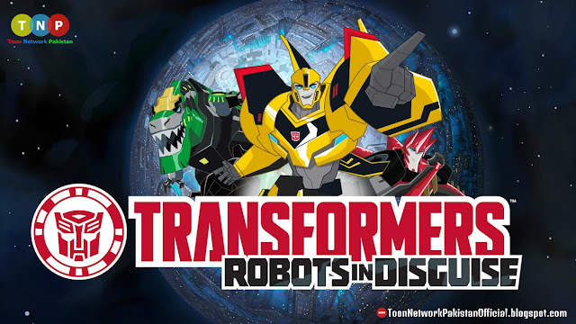Transformers: Robots in Disguise  Episodes (720p HD)