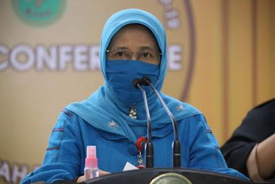 Update Covid-19 Riau: Terkonfirmasi Bertambah 811 Kasus, Angka Tertinggi Pekanbaru