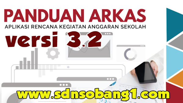 Download Buku Panduan ARKAS Versi 3.2