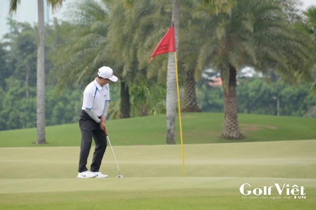 Nguyễn Quang Thuấn có thẻ Golf membership 3 tỷ - Vận mệnh Nhân Dân