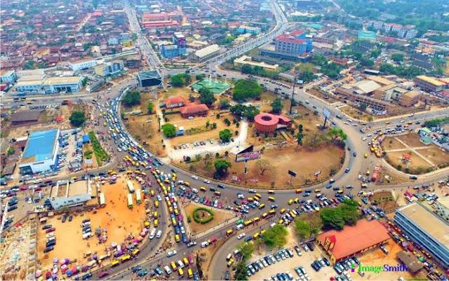 Benin City in Edo State