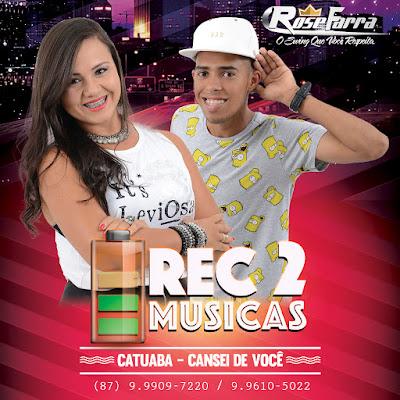 Rose Farra e Van Clemente Gravarão Duas Musicas Inéditas