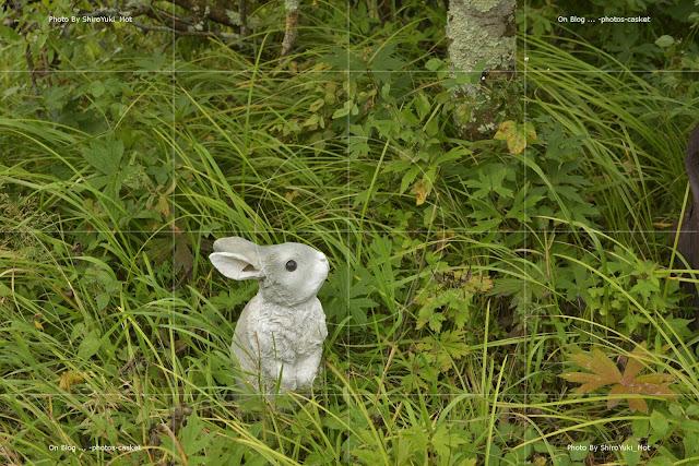 静物 うさぎの置物 月とうさぎ The Rabbit's Jump Johnny Hodges