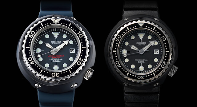 Seiko Prospex 1975 Professional Diver's 600m Re-creation ref. SLA041