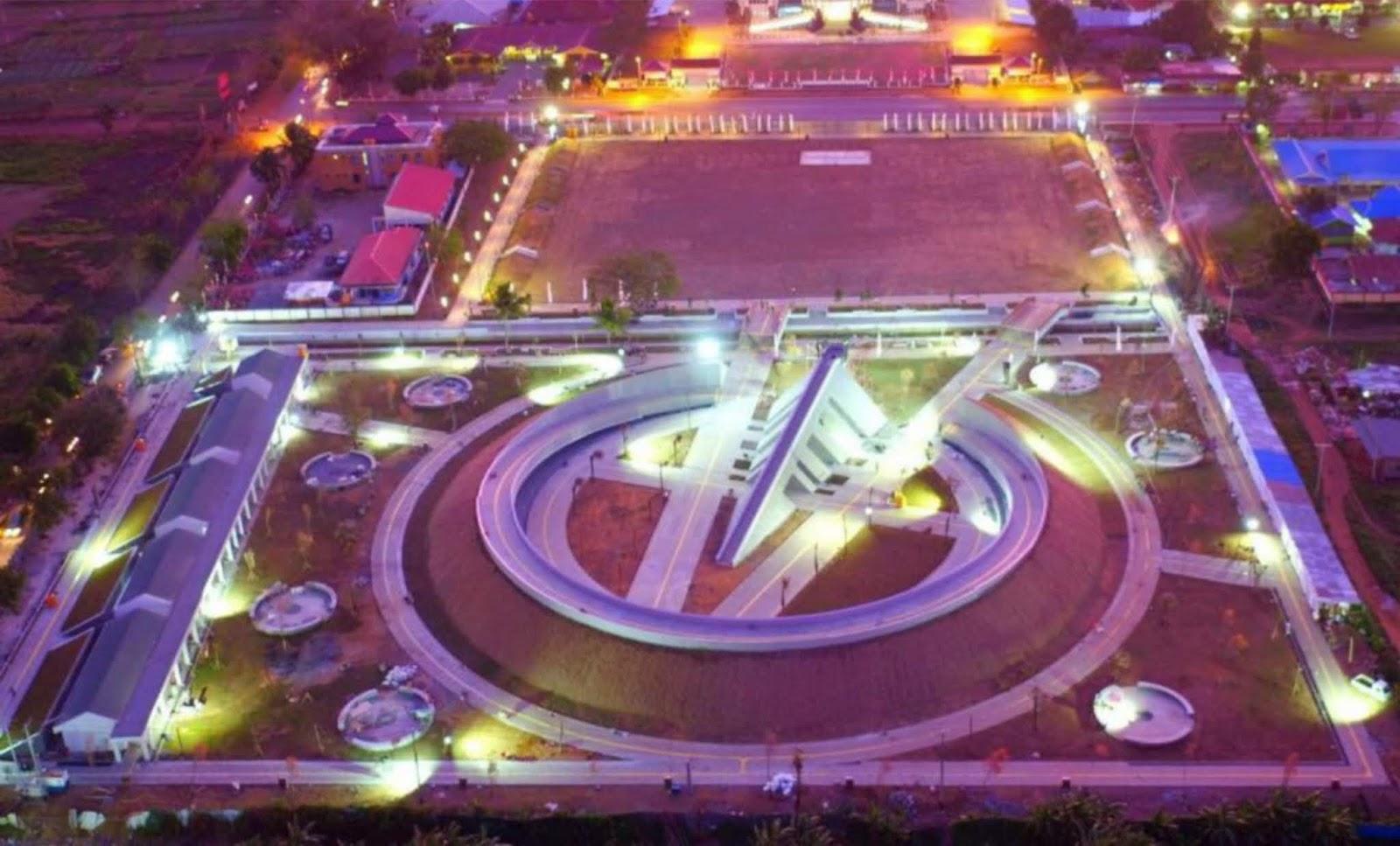 Monumen Kapsul Waktu di Merauke Siap Diresmikan