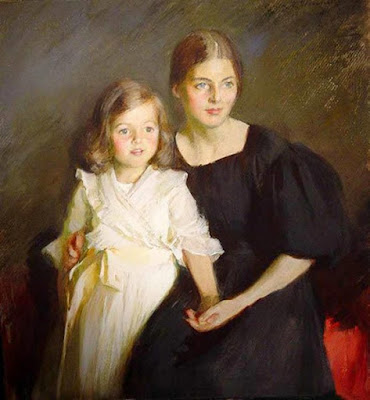 The Two Sisters, Rosina Emmet Sherwood