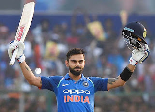 Virat Kohli becomes Fastest Cricketer to score 11,000 ODI runs