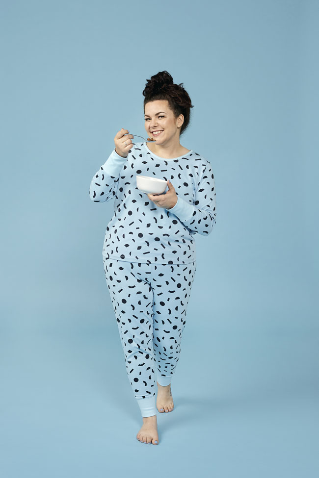 Juno pyjamas sewing pattern - Make It Simple - Tilly and the Buttons