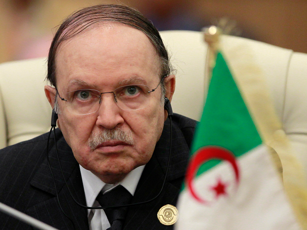 الرئيس بوتفليقة يستدعي الهيئة الناخبة للرئاسيات