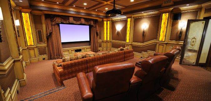 Avoid These Mistakes When Setting Up A Home Theater System