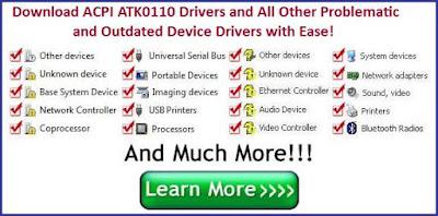 ATK0110 ACPI Driver