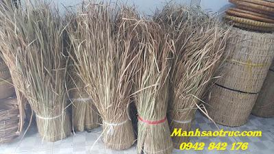 mua bán lá cỏ tranh tại hcm