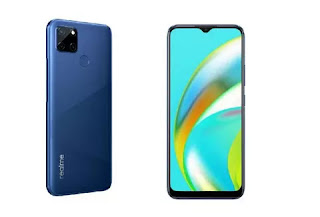 Realme C12 Smartphone Price and Specification