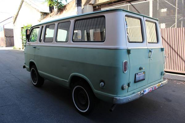 Dodge A100 For Sale >> 1966 Chevy Sportvan Deluxe | Auto Restorationice