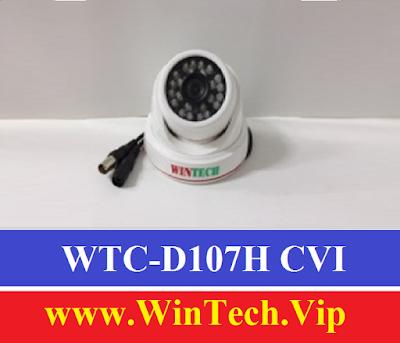 Camera CVI WinTech WTC-D107H C Độ phân giải 2.0 MP