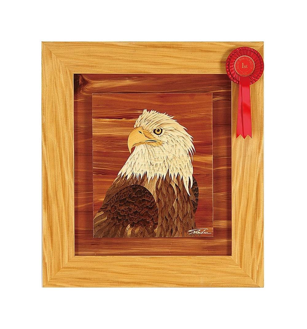 Sandy老師創作理念:「傲視萬物如鷹,氣宇堅毅非凡。」