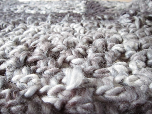 Loops & Threads, Facets, yarn, crochet, cowl, fail