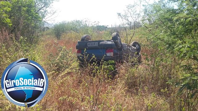 Acidente na PE 300 em Itaíba  envolvendo família Buiquense, deixa  01 idoso morto e mais  quatro pessoas gravemente feridas