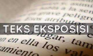 Jenis Teks Eksposisi