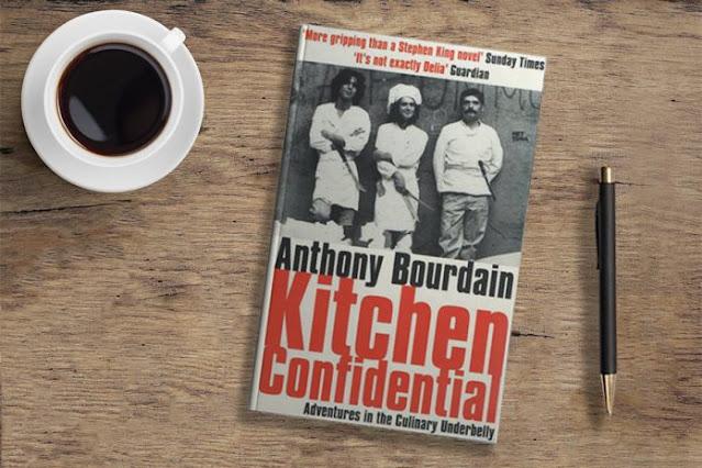 Confesiones de un Chef por Anthony Bourdain